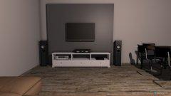 Raumgestaltung Wohnung3 in der Kategorie Wohnzimmer