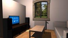 Raumgestaltung Wohnung_Georg_Wohnzimmer2 in der Kategorie Wohnzimmer