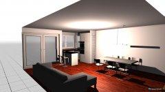 Raumgestaltung Wohnung_PPA_V01 in der Kategorie Wohnzimmer