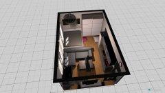 Raumgestaltung wohnungh in der Kategorie Wohnzimmer