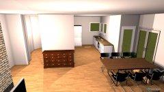 Raumgestaltung Wohnungsplanung in der Kategorie Wohnzimmer