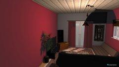 Raumgestaltung wohnuzimmer in der Kategorie Wohnzimmer
