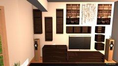 Raumgestaltung Wohnwand02 in der Kategorie Wohnzimmer