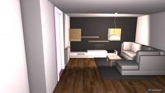Raumgestaltung Wohnz 1 in der Kategorie Wohnzimmer