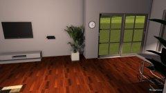 Raumgestaltung Wohnzhimmer in der Kategorie Wohnzimmer