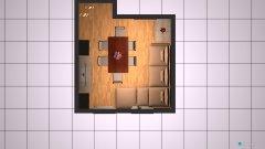 Raumgestaltung Wohnzi Kurt-Eisner in der Kategorie Wohnzimmer