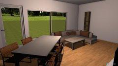 Raumgestaltung Wohnzi in der Kategorie Wohnzimmer