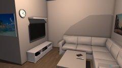Raumgestaltung wohnziimer 2 in der Kategorie Wohnzimmer