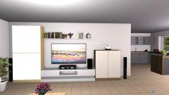 Raumgestaltung Wohnziimmer in der Kategorie Wohnzimmer