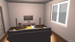 Raumgestaltung wohnzimer in der Kategorie Wohnzimmer