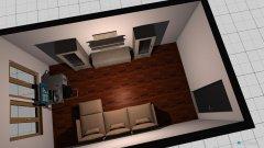 Raumgestaltung Wohnzimme 2 in der Kategorie Wohnzimmer