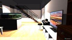 Raumgestaltung wohnzimmeer in der Kategorie Wohnzimmer