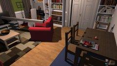 Raumgestaltung Wohnzimmer 01 in der Kategorie Wohnzimmer