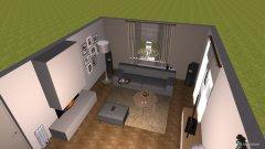 Raumgestaltung Wohnzimmer 1.16 in der Kategorie Wohnzimmer