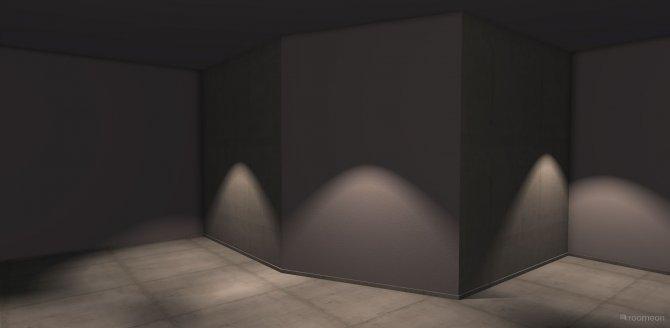 Raumgestaltung Wohnzimmer 1. Versuch in der Kategorie Wohnzimmer
