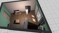 Raumgestaltung Wohnzimmer 1234 in der Kategorie Wohnzimmer