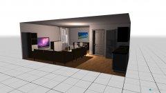 Raumgestaltung Wohnzimmer 16.11.2014 in der Kategorie Wohnzimmer