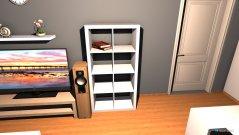 Raumgestaltung Wohnzimmer 1 in der Kategorie Wohnzimmer