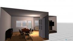 Raumgestaltung Wohnzimmer-1 in der Kategorie Wohnzimmer