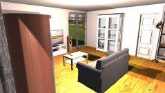 Raumgestaltung Wohnzimmer 1a in der Kategorie Wohnzimmer