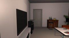 Raumgestaltung Wohnzimmer 2.0 in der Kategorie Wohnzimmer
