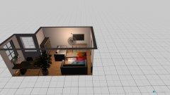 Raumgestaltung Wohnzimmer 2 geile Whg in der Kategorie Wohnzimmer