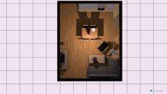 Raumgestaltung Wohnzimmer 2 IBK in der Kategorie Wohnzimmer