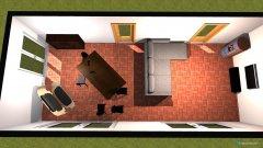 Raumgestaltung wohnzimmer 2 variante a in der Kategorie Wohnzimmer