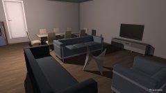 Raumgestaltung Wohnzimmer 2017 in der Kategorie Wohnzimmer