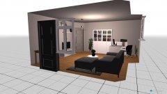 Raumgestaltung Wohnzimmer 2020 in der Kategorie Wohnzimmer