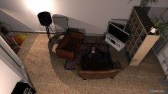 Raumgestaltung Wohnzimmer .2 in der Kategorie Wohnzimmer