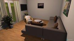 Raumgestaltung WOHNZIMMER - 2 in der Kategorie Wohnzimmer