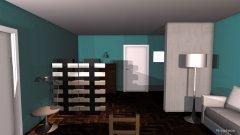 Raumgestaltung Wohnzimmer 2 in der Kategorie Wohnzimmer