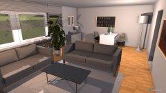 Raumgestaltung Wohnzimmer 2x couch in der Kategorie Wohnzimmer