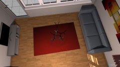 Raumgestaltung Wohnzimmer 3.5 Zimmer in der Kategorie Wohnzimmer