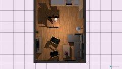Raumgestaltung Wohnzimmer 3 IBK in der Kategorie Wohnzimmer