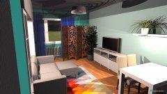 Raumgestaltung Wohnzimmer 3d in der Kategorie Wohnzimmer