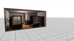 Raumgestaltung Wohnzimmer 45 in der Kategorie Wohnzimmer