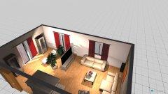 Raumgestaltung wohnzimmer 4 in der Kategorie Wohnzimmer