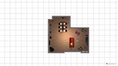 Raumgestaltung Wohnzimmer 5 Entwurf in der Kategorie Wohnzimmer