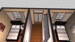 Raumgestaltung Wohnzimmer 52 EG Var1 in der Kategorie Wohnzimmer