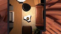 Raumgestaltung Wohnzimmer 5 in der Kategorie Wohnzimmer