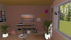 Raumgestaltung Wohnzimmer 6 Entwurf in der Kategorie Wohnzimmer