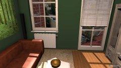 Raumgestaltung Wohnzimmer 6 in der Kategorie Wohnzimmer