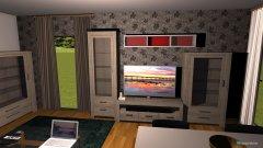 Raumgestaltung Wohnzimmer aktuel in der Kategorie Wohnzimmer
