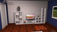 Raumgestaltung Wohnzimmer Allert in der Kategorie Wohnzimmer