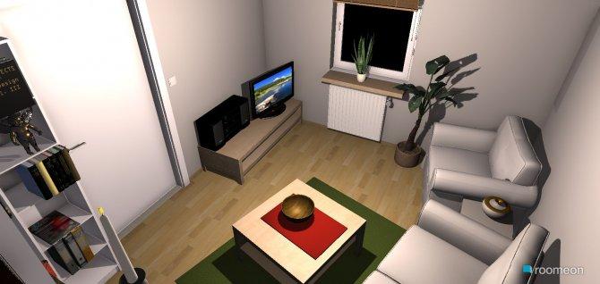 Raumgestaltung wohnzimmer alt in der Kategorie Wohnzimmer
