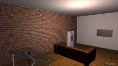 Raumgestaltung Wohnzimmer Andre in der Kategorie Wohnzimmer