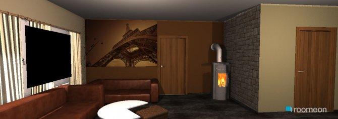Raumgestaltung Wohnzimmer anna in der Kategorie Wohnzimmer