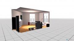 Raumgestaltung WOHNZIMMER Anpassung 1 in der Kategorie Wohnzimmer
